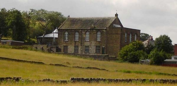 Hall Bower Chapel