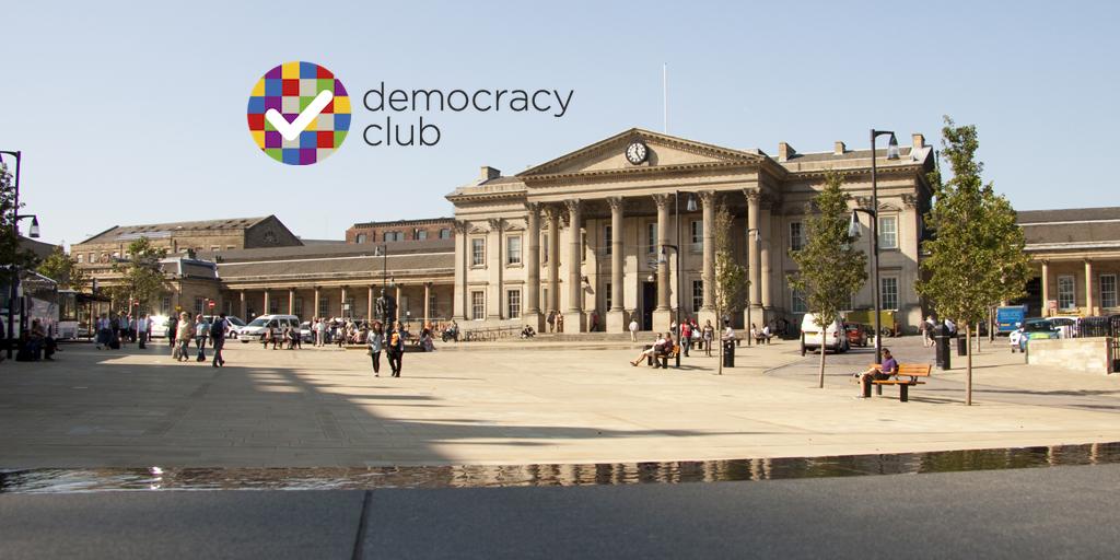 Democracy Club Huddersfield