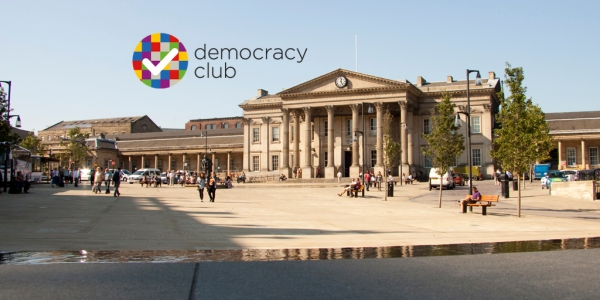 Democracy Club Huddersfield
