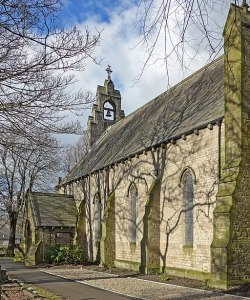 St John's Church Newsome