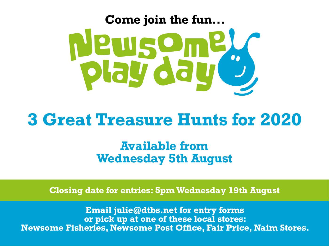 Newsome Play Day