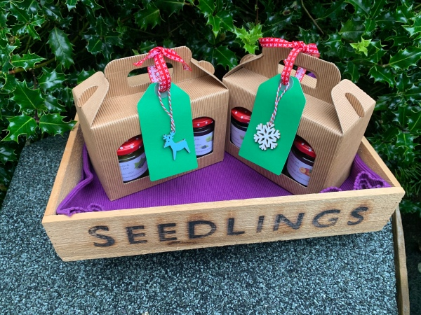 Homegrown gift boxes